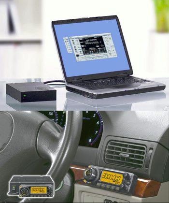 Сканирующие радиоприемники, совмещенные с ПЭВМ ICOM IC-R1500, IC-PCR1500