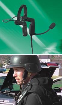 Тактическая гарнитура MH-3