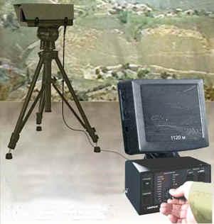 Стационарная система обнаружения оптической разведки Мираж