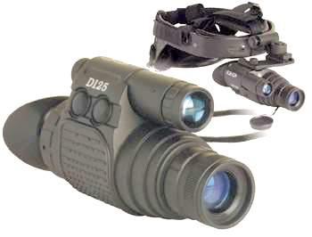 Монокуляр ночного видения D125