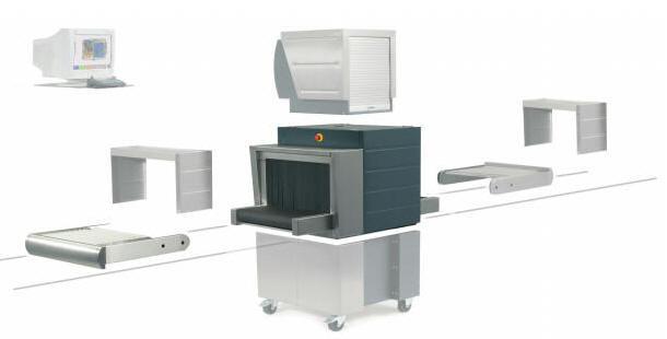 Рентгенотелевизионная установка HEIMANN Hi-Scan 5030si