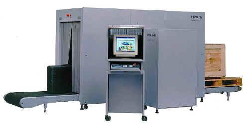 Рентгенотелевизионная установка HEIMANN HI-SCAN 85120