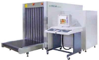Рентгеновская досмотровая установка FISCAN 100120