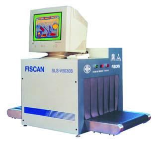 Настольная рентгеновская досмотровая установка FISCAN SLS-V5030B