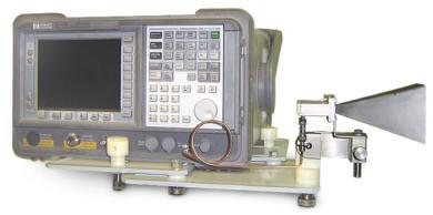 Антенна измерительная рупорная П6-69 (17,44-40 ГГц)