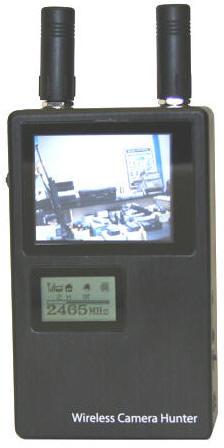 Прибор для обнаружения беспроводных скрытых камер SC-0825