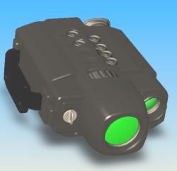 Прибор обнаружения оптических устройств Призрак–М (ТЛС2000).