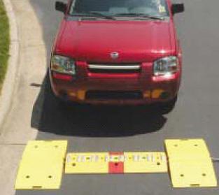 Система видеонаблюдения днища автомобилей 55TS
