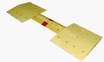 Система исследования днища автомобиля для стационарных КПП (цифровая) WP-5590DR