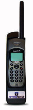 Криптофон GSMK CryptoPhone T2 Thuraya Satellite Option