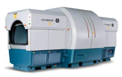 Система досмотра багажа на  наличие взрывчатых веществ CTX 9000 DSi