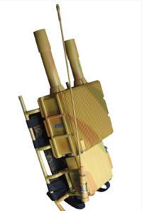 Передатчик помех ранцевого типа КВ, УКВ и ДЦВ диапазонов Кентавр-3Н-12