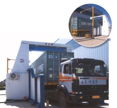 Инспекционно-досмотровый комплекс THSCAN FS3000