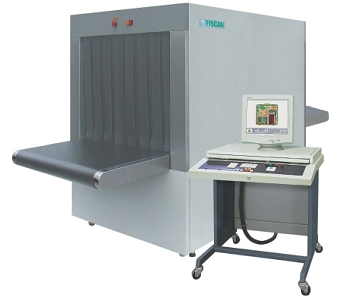 Рентгеновская досмотровая установка FISCAN B10080