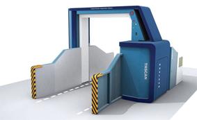 Инспекционная система досмотра THSCAN - FS3000