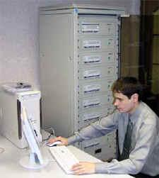 Многоканальный комплекс радиоконтроля и регистрации Патруль-УКВ (стационарный)