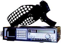 Портативный комплекс аппаратуры для поиска источников радио излучения в диапазоне частот 20-2600МГц Фобос