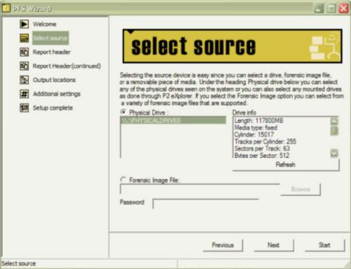 Программа сортировки данных Paraben Forensic Sorter