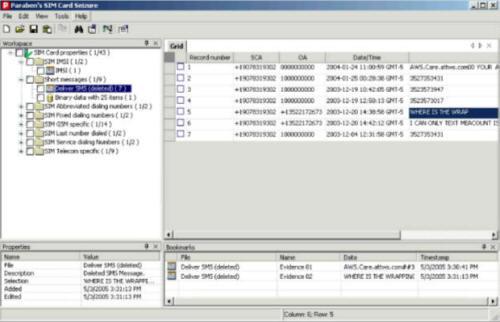 Утилита клонирования и анализа SIM карт SIM Card Seizure