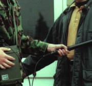 Ручной миноискатель MD2000