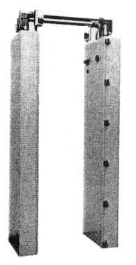 Портальный радиационный  монитор PM-700HS