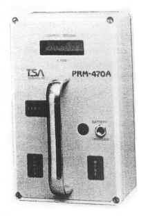 Портативный радиационный монитор PRM-470A
