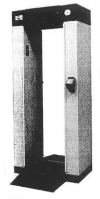 Портальный радиационный  монитор SPM-904