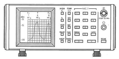 Приемник измерительный портативный Призер-1