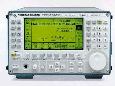 Универсальный приемник Compact ESMC