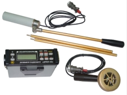 Прибор для контроля g -, b - и a - излучения ДРБП-03