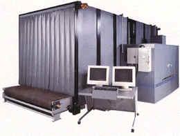 Гpузовой pентгено-телевизионный интpоскоп Linescan 226