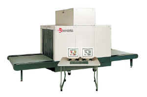 Крупногабаритная pентгено-телевизионная система Linescan 238/239