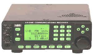 Сканирующий приемник AR-ONE