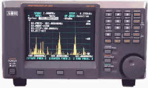 Приставка анализатора спектра AOR SDU-5600