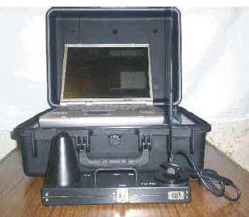 Комплекс контроля радиоэлектронной обстановки и выявления средств несанкционированного съема информации ГИ-725