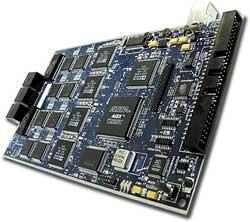 Плата цифровой многоканальной записи аудиоинформации с аналоговых источников Stealth Line MC-2