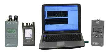 Программно-аппаратный комплекс оценки защищенности оптических линий связи Сапфир.