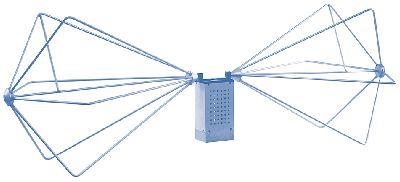 Антенна измерительная биконическая пассивная EMCO-3109