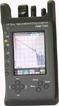 Оптический рефлектометр FOD-7005