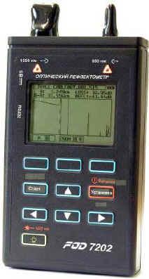 Оптический рефлектометр FOD-7202