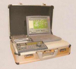 Транспортируемая (носимая) станция радиоконтроля МО-1 М6