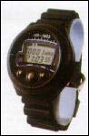 Наручный гамма дозиметр для жестких условий эксплуатации.