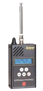 Сканирующий детектор-приемник XPLORER