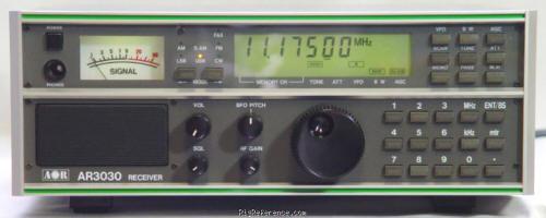 Сканирующий приемник AOR AR3030