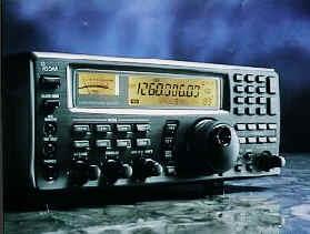 Сканирующий приемник IC - R8500