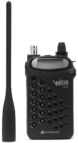 Сканирующий приемник Standard AX400