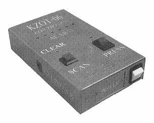 Устройство защиты  и подавления устройств несанкционированного съема информации с телефонной линии КЗОТ-06