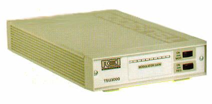 Устройство защиты телефонных линий TSU - 3000