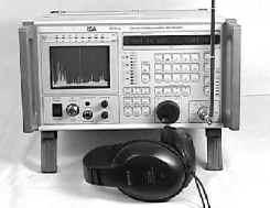 Анализатор спектра ECR-2