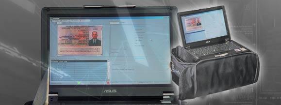 Комплекс аппаратно-программный, мобильный Регула модель 8303.